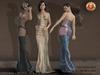 Dress Bluette *Arcane Spellcaster*