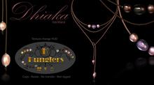 KUNGLERS - Dhiaka necklace