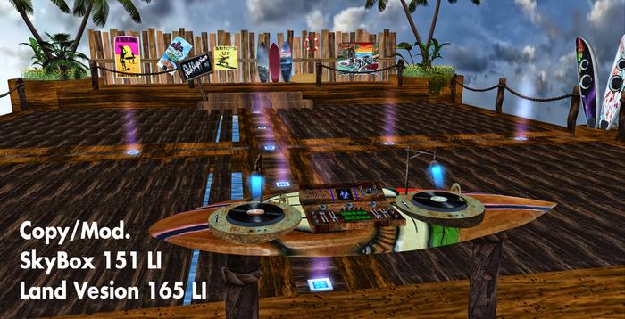 DiMi's - Disco Club Tiky (SkyBox and Land Version)