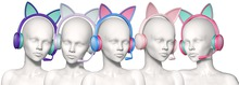 Spoiled - Geek Girl Kitty Gaming Headset Fatpack *UPDATED*