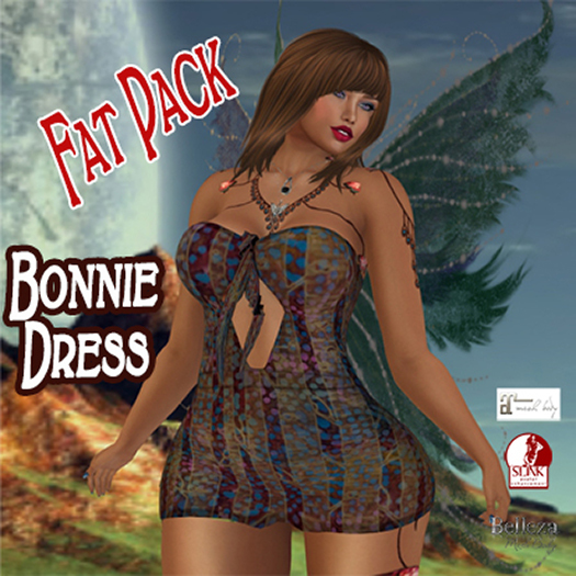 DFF Bonnie Lace Dress Fatpack #2