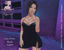[EN] Lais Dress - Black