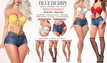 Blueberry - Taylor Set - Shorts & Belts - DEMO