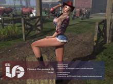ACT5-292-Female Oklahoma 18 Pose BOXED (ADD)