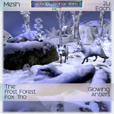 ~ASW~ The Frost Forest Fox Trio