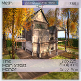 ~ASW~ The Main Street Manor