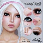cheLLe (moles) Beauty Marks