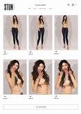 STUN - Pose Pack Collection Bento 'Alicia' #89