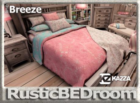 KAZZA - RusticBEDroom - CM furniture