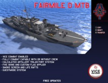 <A-T> Fairmile D MTB