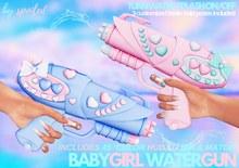 Spoiled - Babygirl  Water Gun Interactive Fatpack