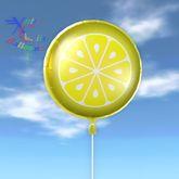 Balloon - Lemon Slice