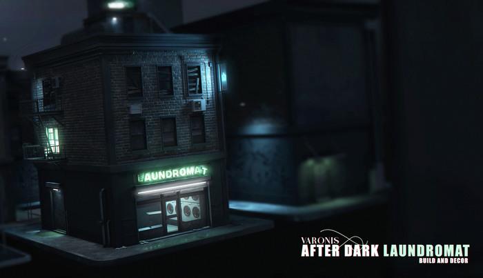 VARONIS - After Dark: Laundromat Building