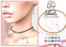 Stay Chic - Shanti set SILVER