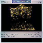 ~ASW~ The Midnight Photo Prop Curtain