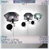 ~ASW~ The Llama Long Time Lamps