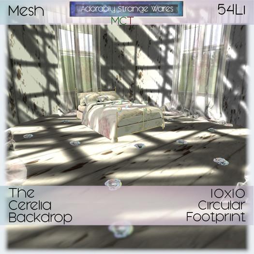 ~ASW~ The Cerelia Backdrop