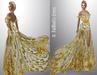 Fairodis golden money rain dress poster ready2