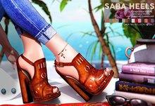 BUENO-Saba Heels Fatpack - Maitreya, Slink, Belleza & Legacy