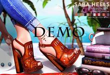 BUENO-Saba Heels- DEMO - Maitreya, Slink, Belleza & Legacy