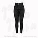 Gaia - Sin Denim Jeans BLACK