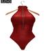 BUENO-Tata Bodysuit-Red - Maitreya, Slink Hourglass, Belleza Freya & Legacy