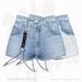 Gaia - Luna Denim Shorts MEDIUM
