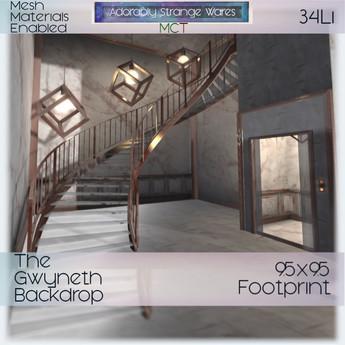 ~ASW~ The Gwyneth Backdrop