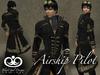 Airship Pilot Outfit - Black