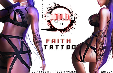 Hoodlem - Faith Tattoo
