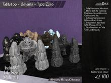 /studioDire/ Tabletop - Golems - Type Zero
