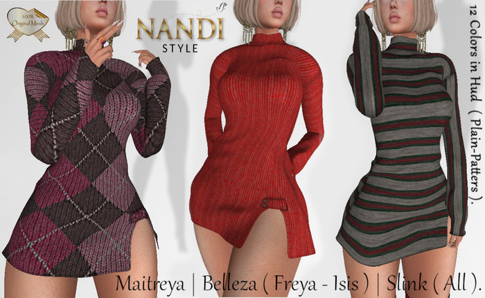 Bag Demo Dress Noa - *Nandi Style*