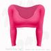 Gaia - Emelia Crop Top BABY PINK