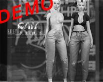 Gaia - Haley Top Jeans DEMO