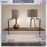 ~ASW~ The Miller Lamp Set