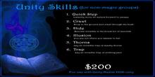 Unity Magic - Skills Crate