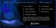 Unity Magic - Ranged Healing Crate