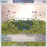 ~ASW~ The Beckett Flowers