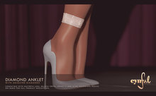 Cynful Diamond Anklets