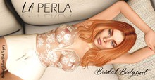 {LP} - Bridal  Bodysuit