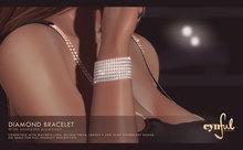 Cynful Diamond Bracelet   [Maitreya Lara, Belleza Freya, Slink (HG), Legacy, Kupra