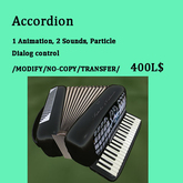 Satoko's Accordion