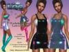 *LQC* ♕ Waikiki Latex outfit ALTAMURA & BBL (Dress & Boots) ♕
