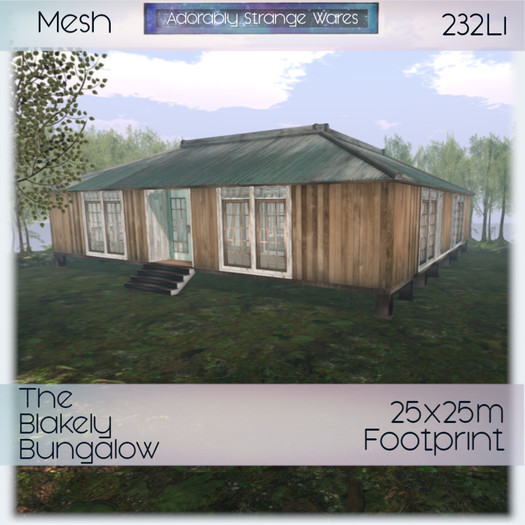 ~ASW~ The Blakely Bungalow