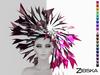 Zibska ~ Audia Color Change Headpiece