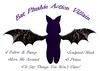 Bat Plushie Action Villain