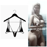 PlushStudios. Teensy Bikini - Caviar