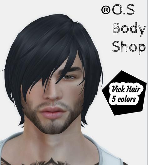 *TS* Vick Hair 5 colors