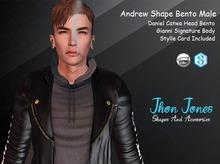 Andrew Shape Bento Male