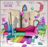 Boudoir Wonder Decor Gacha-Animated Arch 2